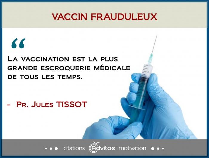 la vaccination est la plus grande escroquerie m u00e9dicale de tous les temps